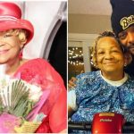 Snoop Dogg and his Mom Rip